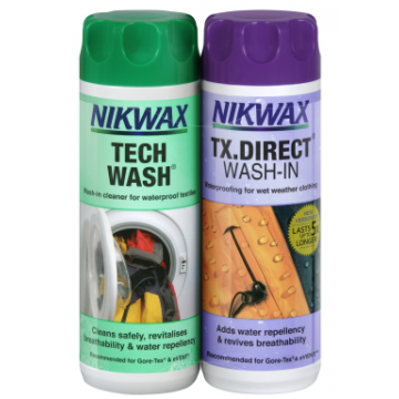 Twin Pack Nikwax