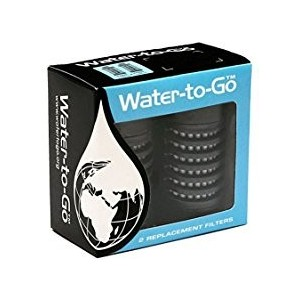 Pack filtres Water-To-Go outdoor