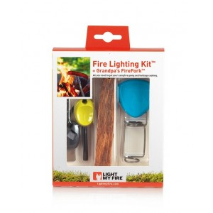 FireLighting Kit™ Light My Fire