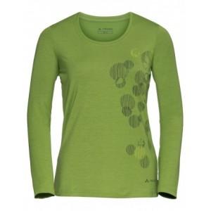 Tee-shirt technique GLEAN LS Femme Vaude