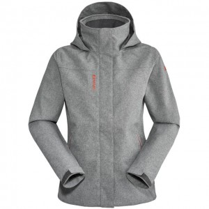 Veste imperméable LD ALPS ZIP-IN Lafuma