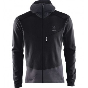 Veste polaire homme TOURING HOOD