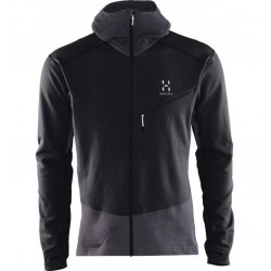Veste polaire TOURING HOOD Homme