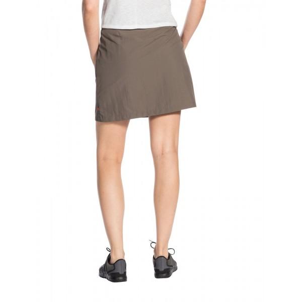 Jupe-culotte de randonnée Femme SKOMER SKORT Vaude 6a7dd675a76