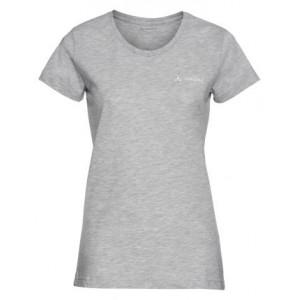 t-shirt randonnée Brand Femme Vaude