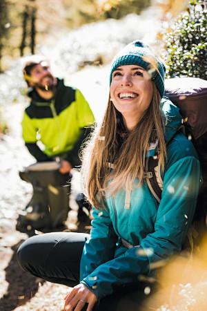 Veste randonnée femme écologique et écoconçue
