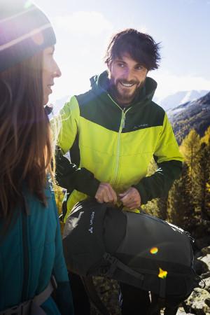 Veste de randonnée homme écologique et éconçue